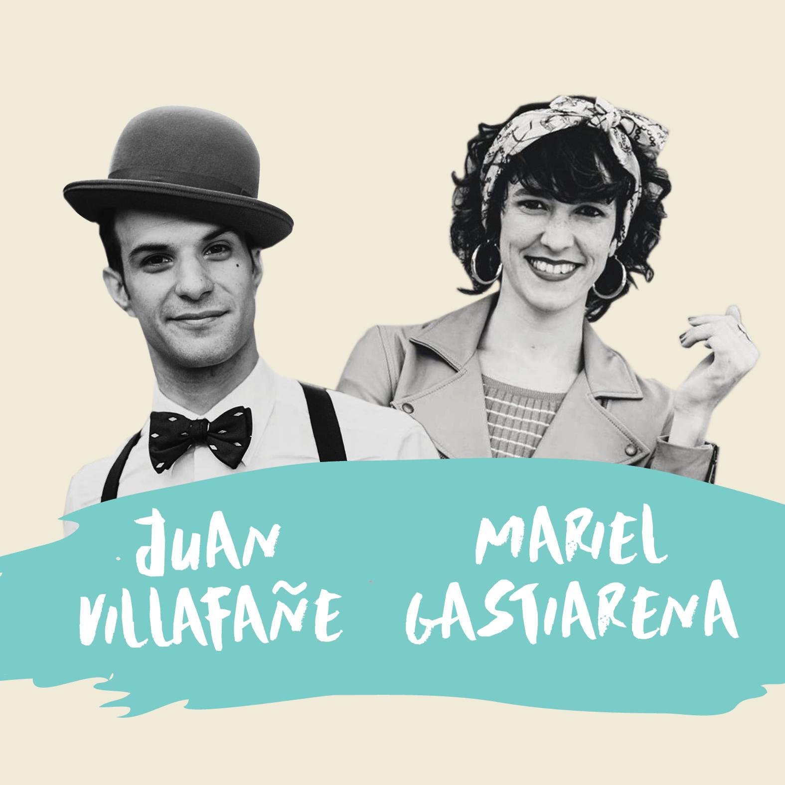 Juan Villafañe & Mariel Gastiarena